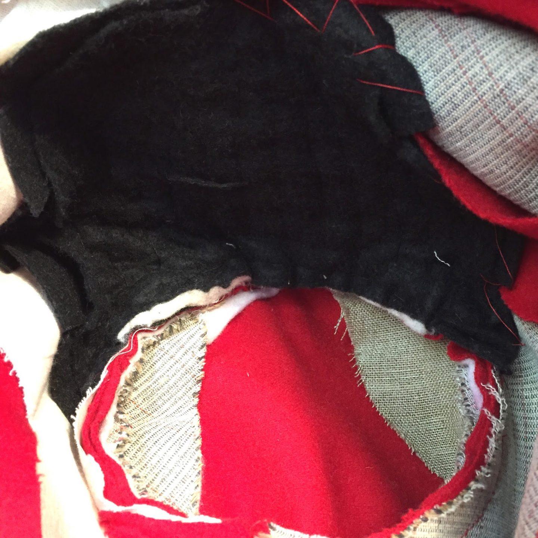 Schulterpolster & Ärmelfische sorgen für eine schöne Armkugel