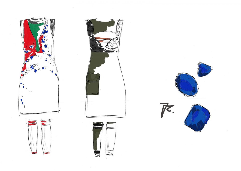 Prada Sew Along - Inspiration aus der Spring Kollektion 2014