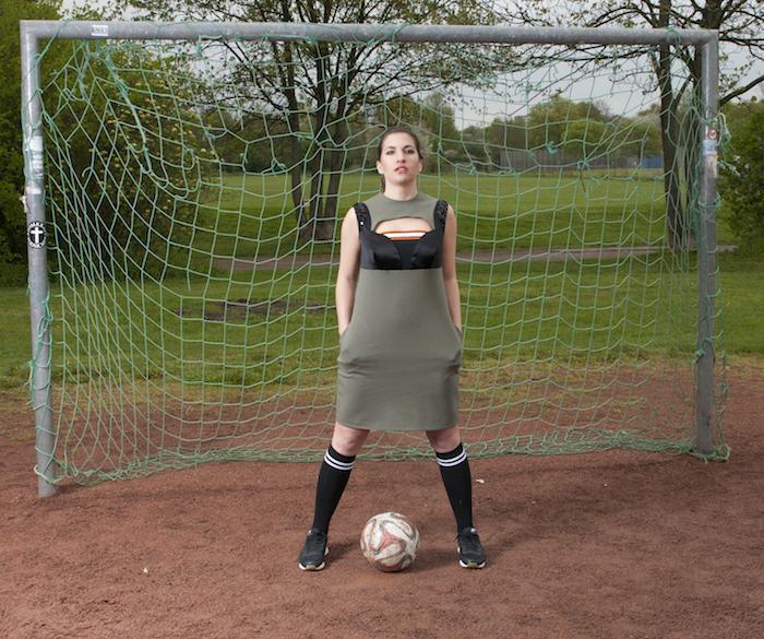 Das Final Kleid des Prada Sew Alongs initiiert von MeMadeMittwoch