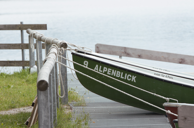 Alpenblick wohin man schaut am Staffelsee